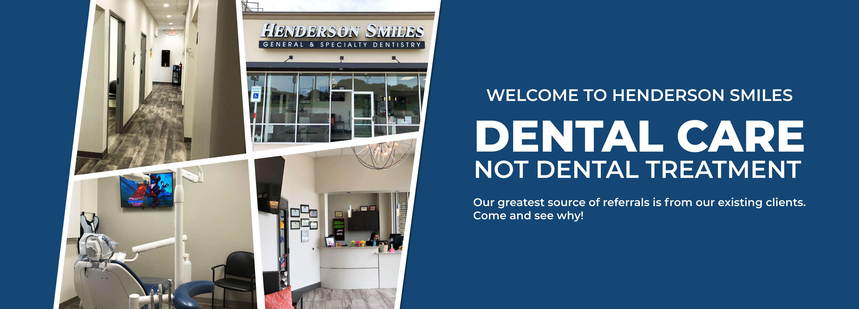 Dentist in Henderson, TX 75654